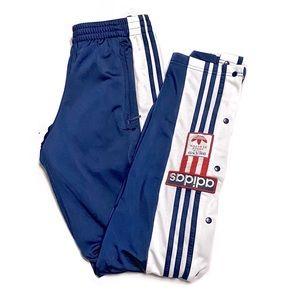 Adidas Breakaway Track Pant w/ Trefoil Logo